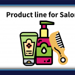Product Line for salon