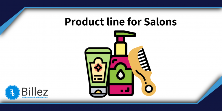 Why you need to have a Product Line in your Salon