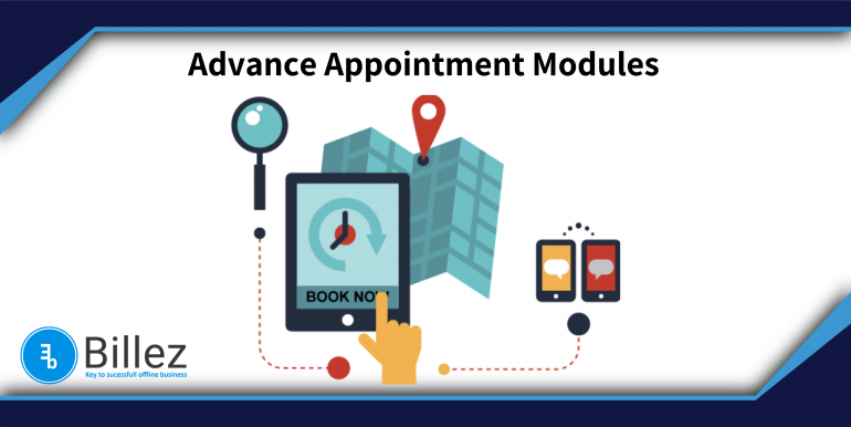 Feature : Advance Appointment Modules