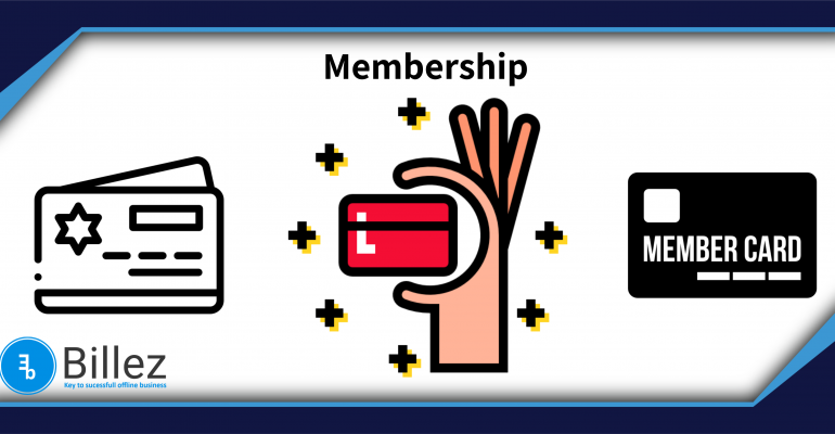 Membership – Amount, Pricelist, Percentage and Hour based