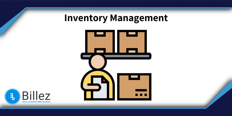 New Feature : Inventory Management