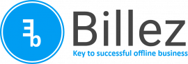 Billez logo