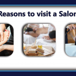 Reasons to visit a salon