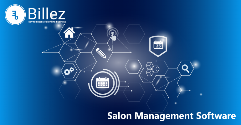 What is Salon management software?