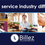 How is service industry different?
